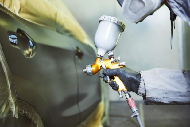 Réparation carrosserie peinture